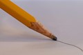 The Pencil - Minimalist Photo