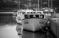 Boats at Arisaig