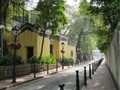 peaceful backstreet in Macau