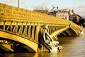 Bridge over Seine river - Paris