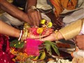 Wedding the bonding of Love