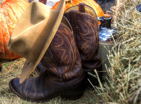 Smithfield Show Boots