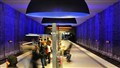 Munich, U-Bahn Westfriedhof