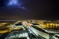 A storm at LFPG