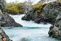 Buldrefossen Waterfall