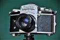 First single lens reflex