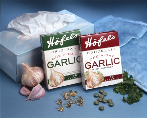Hofels Garlic (tissues)