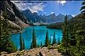 Morain Lake Alberta, Canada