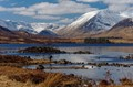 Lake in Scotland (Highlands)