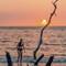 Puako Sunset: Beach 69 at Puako