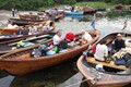 Boat meeting