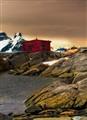 Booth Harbor, Antarctica