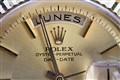 Detalle reloj Rolex