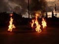 Balinese Hindu Fire Dance
