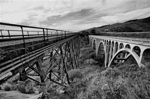 Arroya Honda Arch Bridge