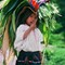 Guatamala Reed Girl