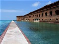 Moat Ft. Jefferson, Dry Tortugas Florida