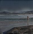 Pria Joaquina, Florianopolis, Brasil. 1 of 43 beaches on the Island. Nice day...