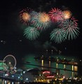Fireworks Over Navy Pier