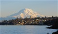 Rainier from Ruston Way
