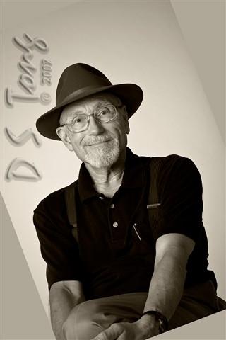 Dennis Beard Portrait