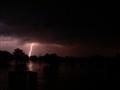 Thunderstorm over Menindee Lake, Kinchega NP, NSW, Australia