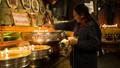 A light in Tibet