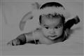 B&W Baby Angel
