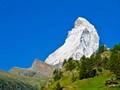 Matterhorn - Ice and sun