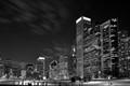 Wintery Chicago