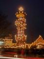 Hundertwasser Turm Abensberg Deutschland/Bayern