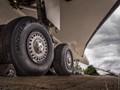 Concorde's wheels