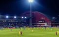 Euro Qualifier Under the lights