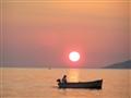 Sunset in Dalmatia, Croatia