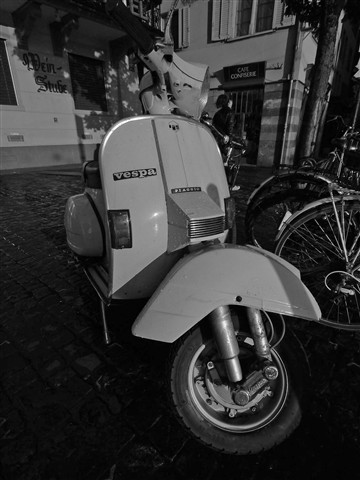 vespa_in_the_City