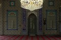 Inside the Mosque in Beringen Belgium