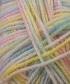 Skein of soft yarn