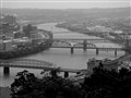 One of Three Rivers in Pittsburgh