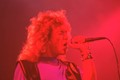 Robert Plant in Red