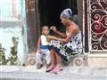 Lunchtime in Havana