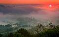 Dalat sunrise
