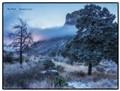 Winter Sunrise in Big Bend