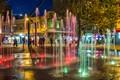 Winter Night in Parramatta