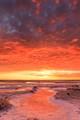 Don Edwards Sunset