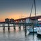 Riverfront_Sunset_by_namespace