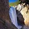 Lower Yellowstone Falls, graduated ND filter