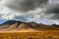 early autumn storm in Yukon