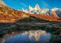 Taken in Los Glaciares National Park, El  Chalten, Patagonia,  Argentina!