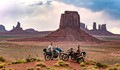 Monument Valley Bikers-
