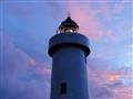 Dusk Lighthouse
